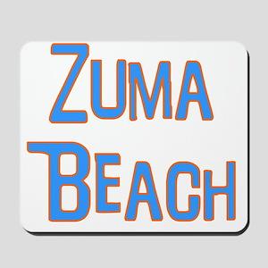 Zuma Beach Mousepad