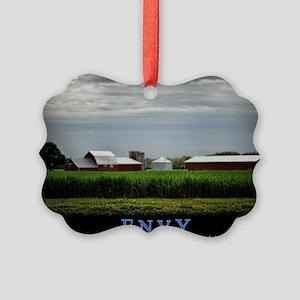 Envy Picture Ornament