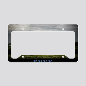 Envy License Plate Holder