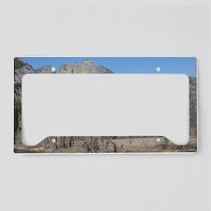 March Yosemite 058 License Plate Holder