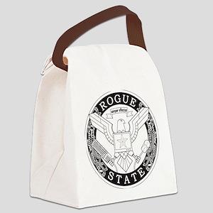 Logo_BW Canvas Lunch Bag