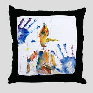 PINOA10x10_apparel Throw Pillow