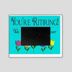 Teacher Retirement Picture Frame