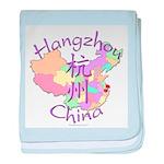 Hangzhou China baby blanket