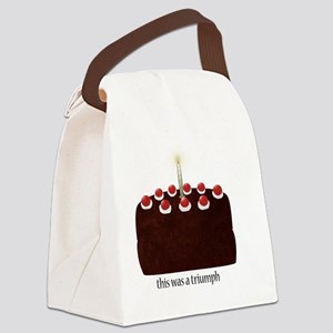 cakceacekackeakckee copy Canvas Lunch Bag