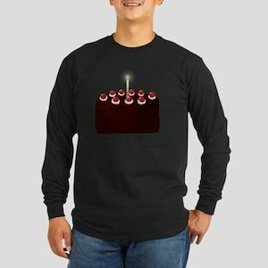 cakceacekackeakckee copy Long Sleeve Dark T-Shirt