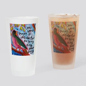 your song Drinking Glass