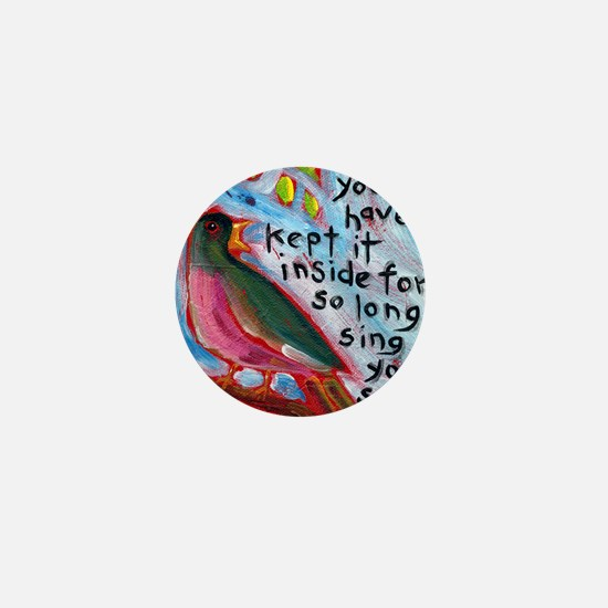 your song Mini Button