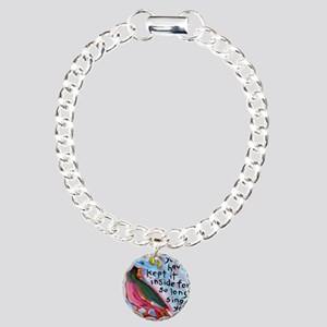 your song Charm Bracelet, One Charm