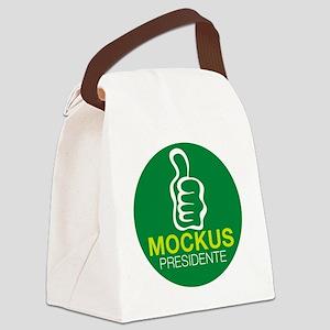 mockus presidente Canvas Lunch Bag
