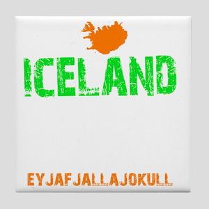 Iceland Thing -dk Tile Coaster