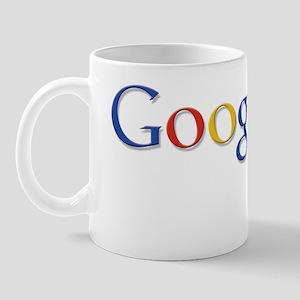 Google Me Tshirt Design Mug