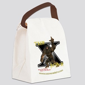 The X-Zone BigFoot_1 Canvas Lunch Bag