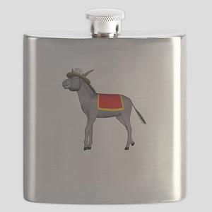 T0035B-DonkeyToRiver-2000x2000 Flask