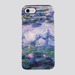Monet's Water Lilies iPhone 7 Tough Case
