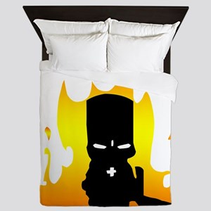 CC T shirt Queen Duvet