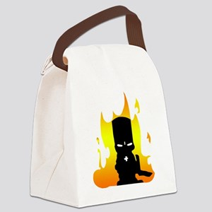 CC T shirt Canvas Lunch Bag
