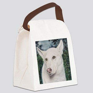 Dusty Canvas Lunch Bag
