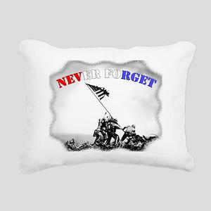 65436 copy Rectangular Canvas Pillow