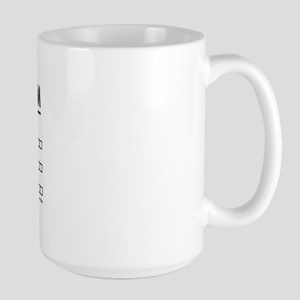 Simplified Tax Large Mug