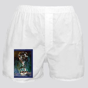 hourglass-poster-12s Boxer Shorts
