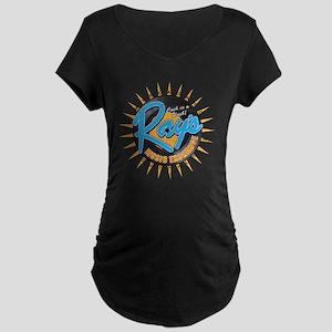 Raymusicexchange Maternity Dark T-Shirt