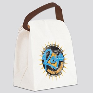 Raymusicexchange Canvas Lunch Bag