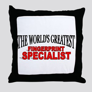 """The World's Greatest Fingerprint Specialist"" Thro"
