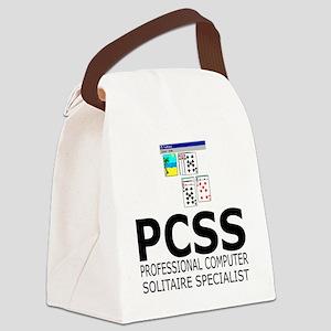 PCSS Canvas Lunch Bag