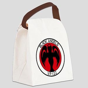 vf-122_BLACK_ANGELS Canvas Lunch Bag