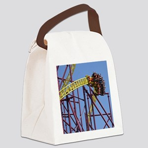 Volcano22 Canvas Lunch Bag