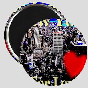 newyork_isforlovers_heart Magnet
