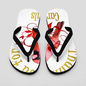 TGcardinal Flip Flops