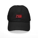 The Handyman Hotline Baseball Black Cap With Patch