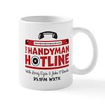 The Handyman Hotline Mugs