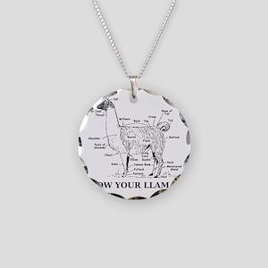925746_10477594_llama_orig Necklace Circle Charm
