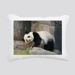 panda1 Rectangular Canvas Pillow