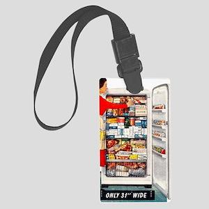 Freezer2Post Large Luggage Tag