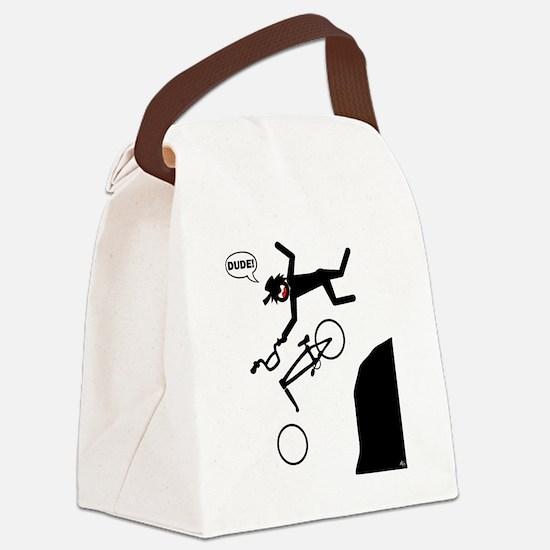 bmx-29 Canvas Lunch Bag