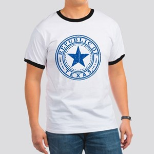 Republic of Texas Old state seal Ringer T