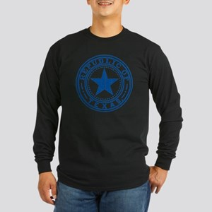Republic of Texas Old sta Long Sleeve Dark T-Shirt