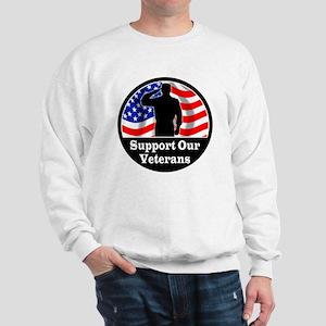 Vet_Sticker1 copy Sweatshirt