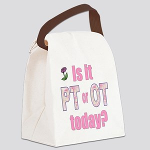 PTOT Canvas Lunch Bag