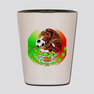 MEXICO SOCCER EAGLE Shot Glass