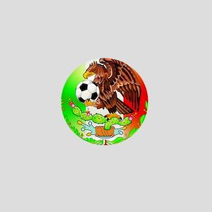 MEXICO SOCCER EAGLE Mini Button