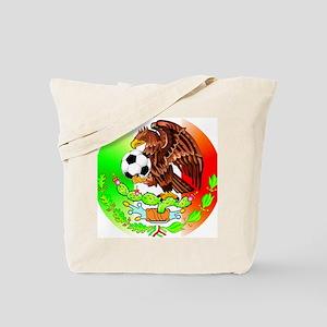 MEXICO SOCCER EAGLE Tote Bag