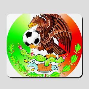 MEXICO SOCCER EAGLE Mousepad