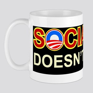 Socialism-doesnt-work Mug