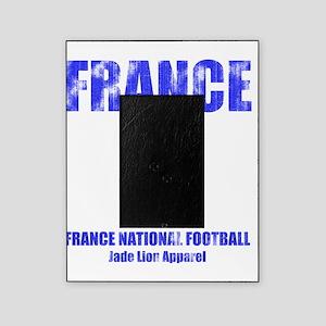 2-FRANCE football vintage copy Picture Frame