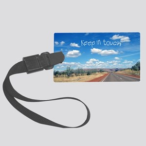 openroad_206_H_F Large Luggage Tag